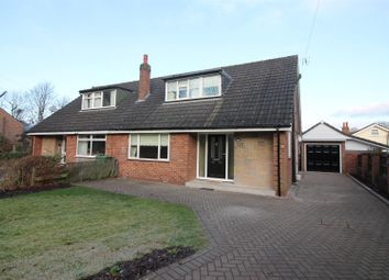 Thumbnail 2 bed semi-detached bungalow to rent in Davyhulme Road, Urmston, Manchester