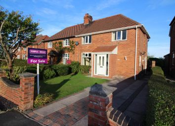 Thumbnail 3 bed semi-detached house for sale in Hulme Lane, Lower Peover, Knutsford