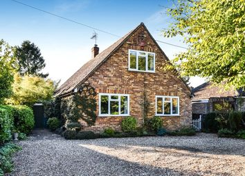 Thumbnail 3 bedroom bungalow for sale in Moulsham Copse Lane, Yateley, Hampshire