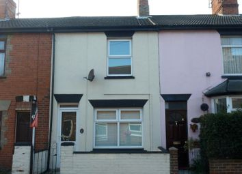 Thumbnail 3 bed terraced house to rent in Lawson Road, Lowestoft