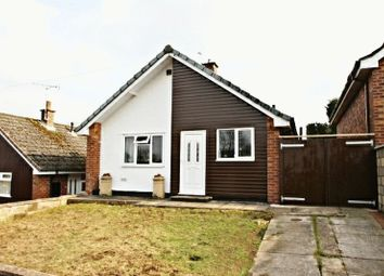 Thumbnail 2 bed detached bungalow for sale in Swan Close, Talke, Stoke-On-Trent