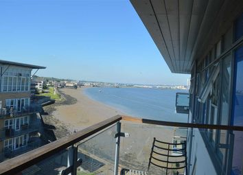 Thumbnail 1 bed flat for sale in Bessborough House, Carmichael Avenue, Greenhithe