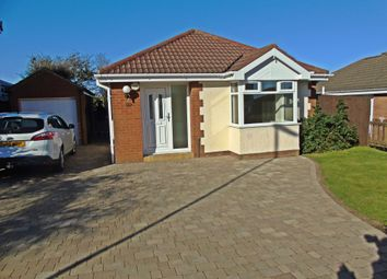 Thumbnail 2 bed bungalow for sale in Weymouth Drive, Seaham
