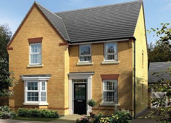 Thumbnail 4 bed detached house for sale in Swanbourne Park, Roundstone Lane, Angmering