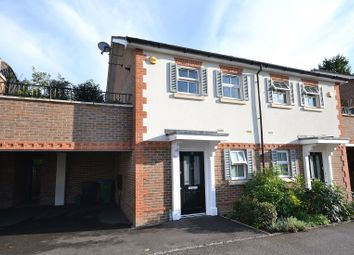 Thumbnail 2 bed semi-detached house for sale in Ashley Road, Walton-On-Thames