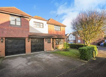 Thumbnail 5 bedroom detached house for sale in Ramshaw Drive, Springfield, Chelmsford