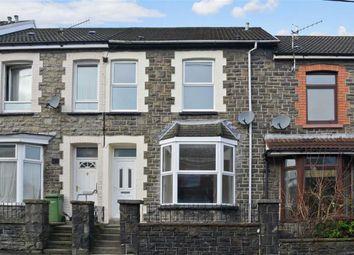 Thumbnail 3 bedroom terraced house for sale in Brynmair Road, Aberdare, Rhondda Cynon Taff