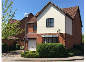 Thumbnail 5 bed detached house for sale in Clare Croft, Milton Keynes