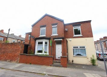 Thumbnail 4 bedroom terraced house to rent in Northcote Terrace, Darlington