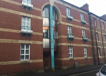 Thumbnail 2 bed flat to rent in Woodbine Place, Central Oxford