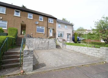 Thumbnail 3 bed terraced house for sale in Kylemore Terrace, Greenock, Renfrewshire