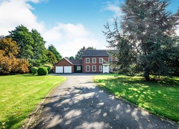 Thumbnail 5 bed detached house for sale in Sheepgate, Leverton, Boston