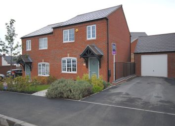 3 bed semi-detached house for sale in Bishop Hall Road, Ashby-De-La-Zouch LE65