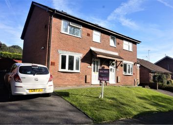 Thumbnail 3 bed semi-detached house for sale in Glan-Y-Ffordd, Cardiff
