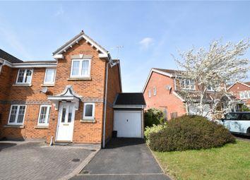 3 bed semi-detached house for sale in Dunkirk Drive, Brockhill Village, Norton, Worcester WR5