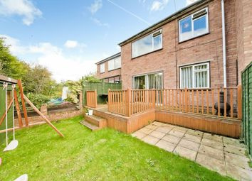 Thumbnail 3 bed terraced house to rent in Cobwell Road, Broseley Wood, Broseley
