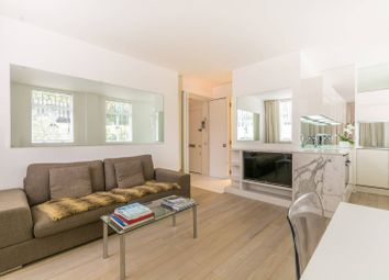 Thumbnail 1 bed flat for sale in Montagu Square, Marylebone