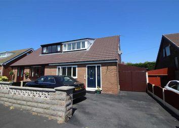 Thumbnail 3 bed semi-detached bungalow for sale in Winton Avenue, Pemberton, Wigan