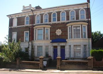 Thumbnail 1 bed flat to rent in First Floor Flat, High Street, Ramsgate
