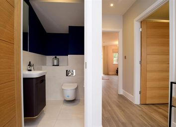 Thumbnail 3 bed detached house for sale in Old Hamsey Lakes, South Chailey, Lewes, East Sussex