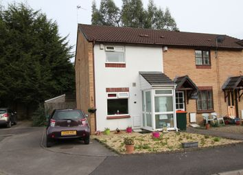 Thumbnail 2 bed end terrace house for sale in Forge Mews, Bassaleg, Newport