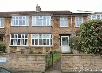 Thumbnail 4 bed terraced house to rent in St. Johns Road, Bathwick, Bath