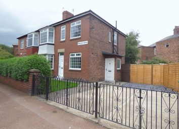 Thumbnail 2 bedroom flat for sale in Marleen Avenue, Heaton, Newcastle Upon Tyne