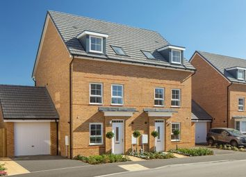 """Thumbnail 3 bed end terrace house for sale in """"Abingdon"""" at Glynn Road, Peacehaven"""