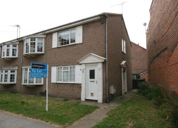 Thumbnail 2 bed flat to rent in Hall Croft, Beeston, Nottingham