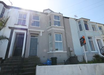 Thumbnail 2 bed flat to rent in Langton Terrace, Falmouth