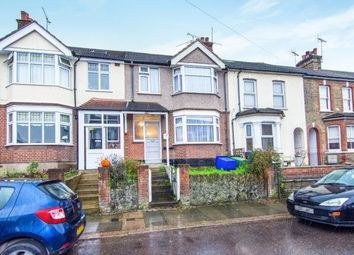 Thumbnail 3 bed terraced house for sale in Whitehall Road, Grays
