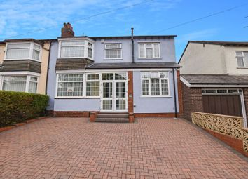 Thumbnail 4 bed semi-detached house for sale in Stoney Lane, Quinton, Birmingham