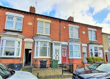 Regent Street, Oadby, Leicester LE2. 2 bed terraced house