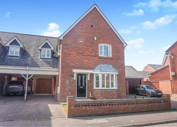 Thumbnail 3 bed link-detached house for sale in Cherry Hill, Old, Northampton