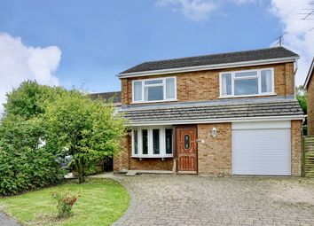 Thumbnail 4 bed detached house for sale in Welby Close, Perry, Huntingdon