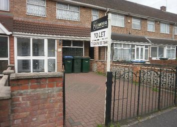 Thumbnail 4 bedroom terraced house to rent in Berkswell Road, Coventry