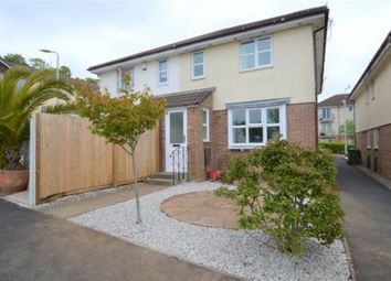 Thumbnail 2 bed semi-detached house to rent in White Friars Lane, St. Judes, Plymouth, Devon