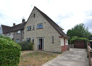 Thumbnail 3 bed end terrace house for sale in Chertsey Road, Feltham