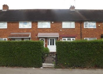 Thumbnail 3 bed terraced house for sale in Meriden Drive, Kingshurst, Birmingham, West Midlands