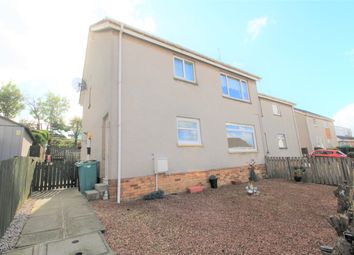 Thumbnail 2 bed flat for sale in Cherrybank Walk, Airdrie
