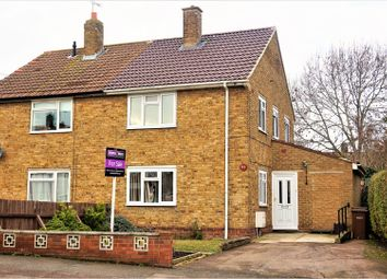 Thumbnail 3 bed semi-detached house for sale in Goudhurst Road, Gillingham