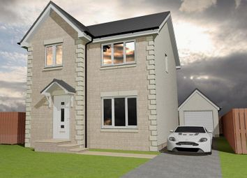 Thumbnail 3 bed detached house for sale in Herbison Crescent, Shotts