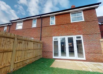 Thumbnail 3 bed terraced house for sale in Dairy Lane, Petersfield, Hampshire