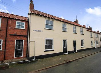 Thumbnail 3 bed terraced house for sale in High Street, Aldbrough, Hull