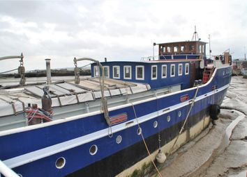 Thumbnail 4 bedroom houseboat for sale in 'anita C' Stargate Marine, Vicarage Lane, Hoo St. Werburgh