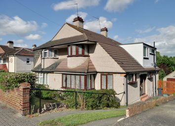 Thumbnail 3 bedroom semi-detached house for sale in Ridgeway Drive, Bromley
