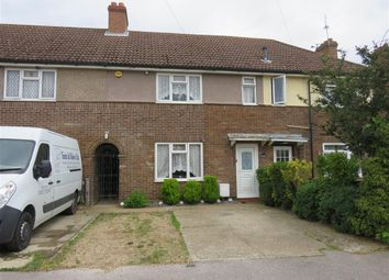 Thumbnail 3 bed terraced house for sale in Robeck Road, Ipswich