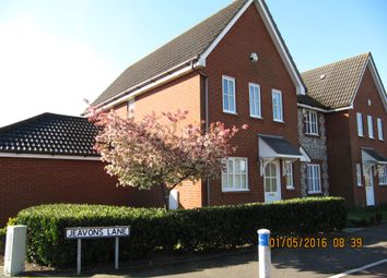 Thumbnail 3 bedroom end terrace house to rent in Jeavons Lane, Kesgrave, Ipswich