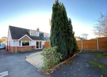 Thumbnail 5 bed property for sale in Heath Road, Locks Heath, Southampton