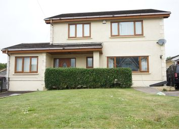 Thumbnail 4 bedroom detached house for sale in Gorseinon Road, Penllergaer